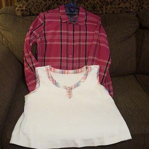 Tommy Hilfiger set of shirts